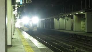 回送電車 @長岡駅