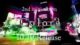"NoisyCell 2nd Mini Album ""Colors"" 2016.10.19 RELEASE Vocal, Guitar : Ryosuke Guitar, Scream, Programming : Ryo Bass : Kiara Drums : Tatsuya 胸を鷲掴みに ..."
