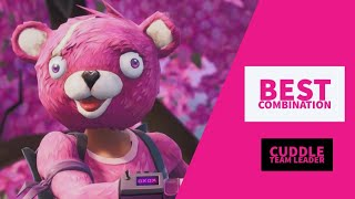 Best Combos | Cuddle Team Leader | Fortnite Skin Review