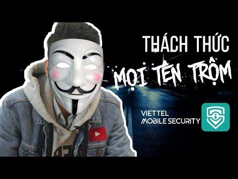 Thách thức mọi tên trộm với Viettel Mobile Security