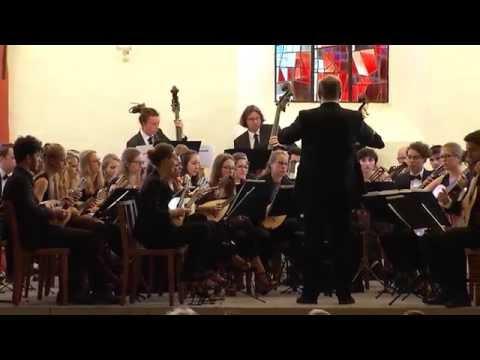 European Guitar and Mandolin Youth Orchestra (EGMYO) - Gala Concert