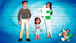 Пазлы для всей семьи