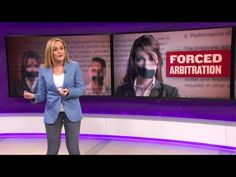 Forced Arbitration | January 31, 2018 Act 2 | Full Frontal on TBS