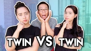 TWIN VS TWIN: HOW WELL DO WE KNOW OUR DAD?   Caleon Twins