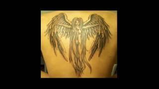 Video 3D Unique Angel Tattoos for Men in 2017 & 2018 Best Tattoos Design download MP3, 3GP, MP4, WEBM, AVI, FLV Agustus 2018