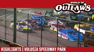 World of Outlaws Craftsman Late Model Series highlights from Volusia