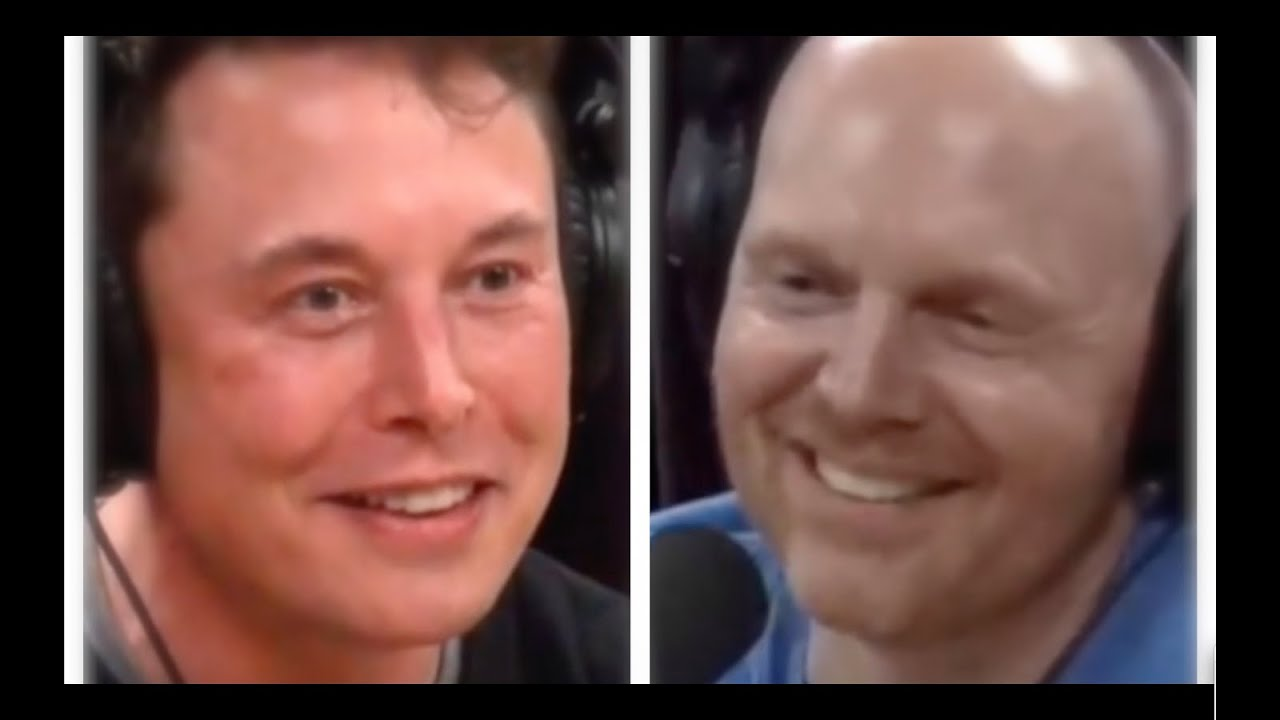 Bill Burr meets Elon Musk...
