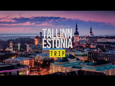 MY TRIP TO TALLINN - ESTONIA | 2015