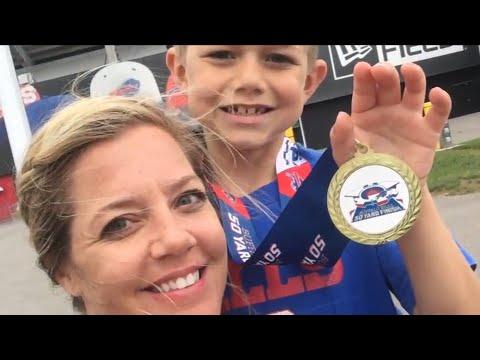 Buffalo Bills 5k 2017 Dash To The 50 Yard Line Recap