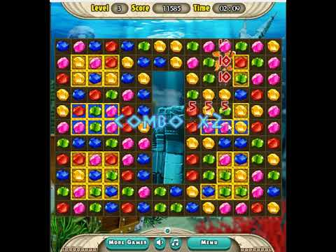 Atlantis Jewels (PC browser game)