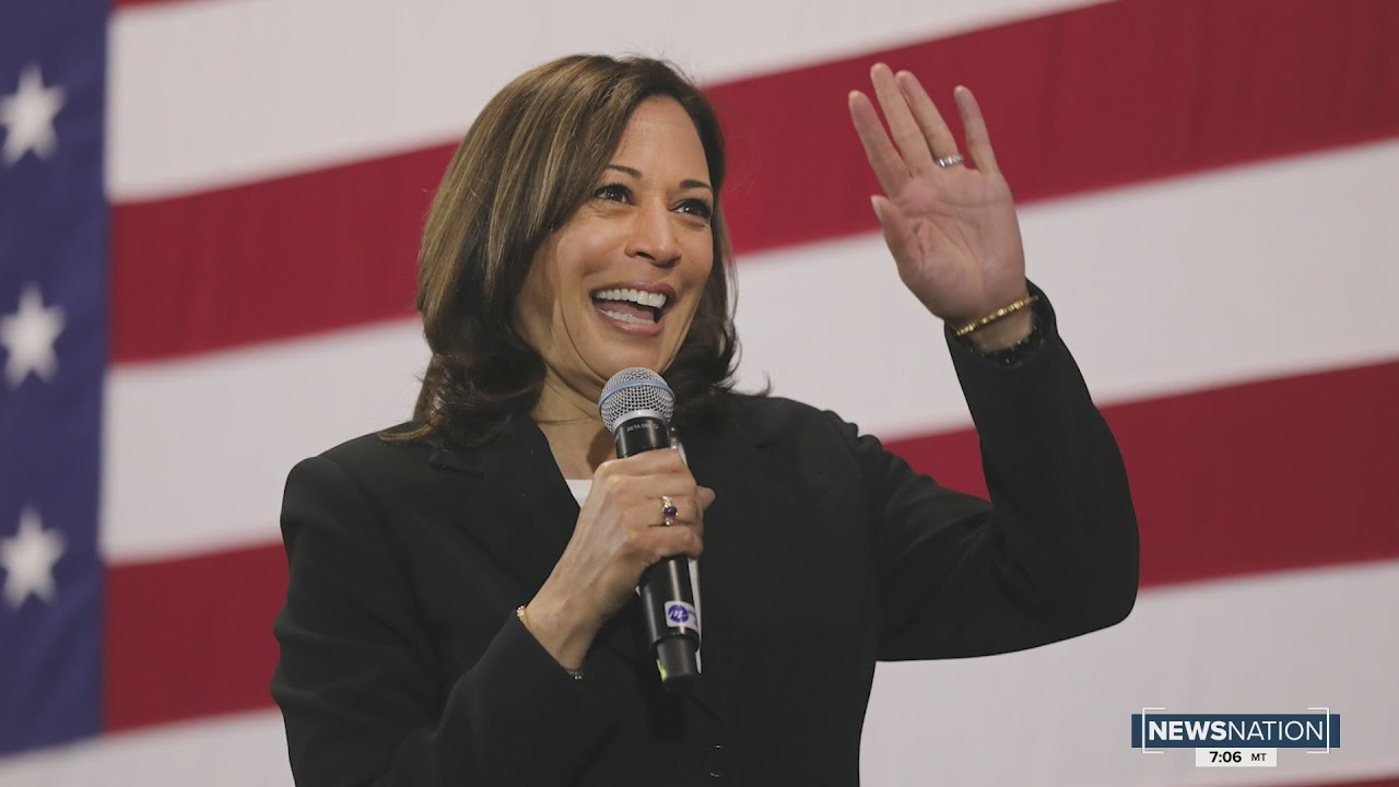 Vice President-elect Kamala Harris resigns from her Senate seat