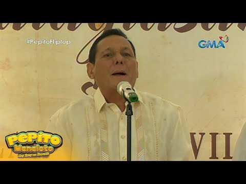 Pepito Manaloto:  Si Tommy makikipag-Balagtasan