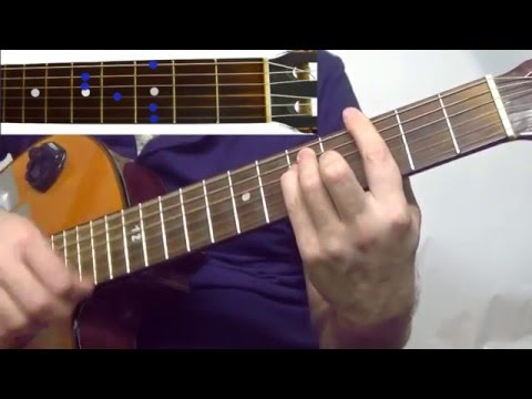 How to play: Muse – Sober (chords, lyrics)