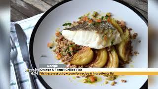 Recipe: Orange & Fennel Gr…