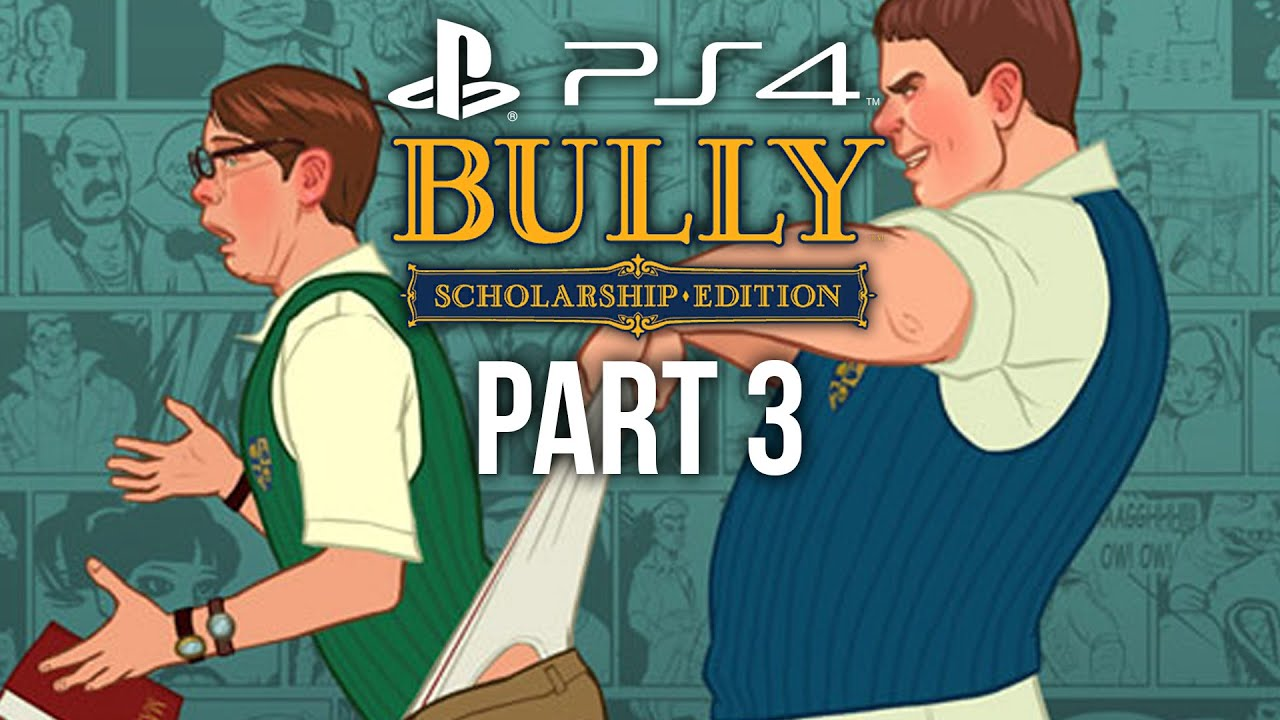 Bully video game wedgie