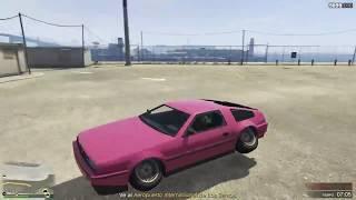 Grand Theft Auto V Carros del Futuro
