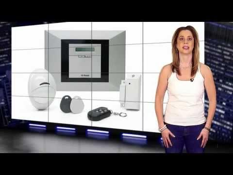 PPROKTKTGPE - Visonic Powermax Pro w/ Built-in GSM Module