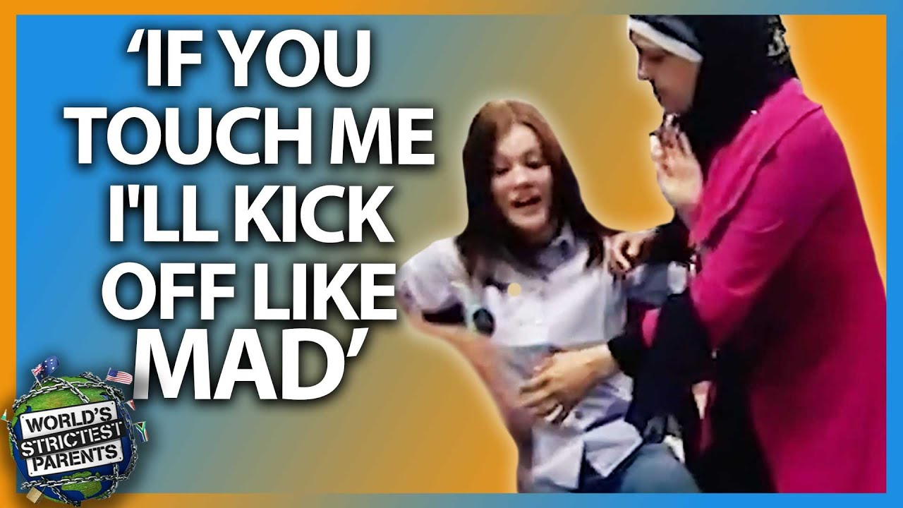 Muslim Mom Reacts to Teens Drinking Mini-Bar Bottles at School | World's Strictest Parents