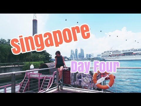Travel Vlog || SINGAPORE - Sentosa