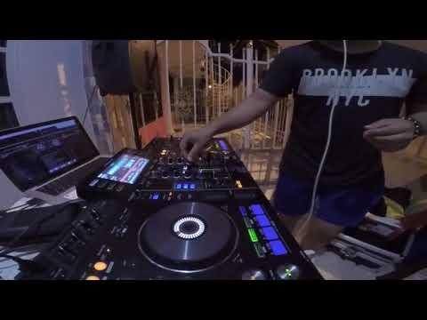 Cartagena Vibes Dancehall live session mix Leo Florez x Jesus Marin x K Rivera