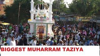 Very Popular Juloos and Taziya Of Muharram, PART=1
