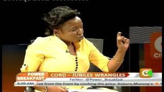 Power Breakfast Interview: Cord - Jubilee Wrangles