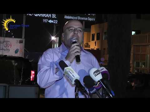 الاسلاميين على دوار عبدون دعما للثورة السورية 6 72012