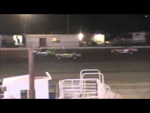 Hobby Stock Feature -McCook Speedway 5/25
