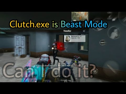 Clutch.exe Has Started || Ft. PixL Clan, IGC, And Other Clans || Zeref || Team Zero Degree ESports