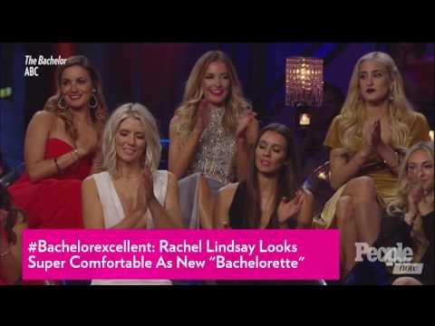 Almost 'Bachelor' Luke Pell on New 'Bachelorette' Rachel Lindsay  'Sign Me Up!'