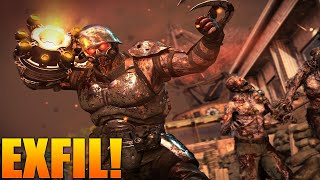 FIREBASE Z ROUND 20 EXFIL! (CALL OF DUTY BLACK OPS COLD WAR ZOMBIES)