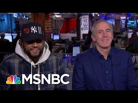 Rapper Dave East Talks Power, Love Politics & New Album 'Survival' With Melber And Trump Co-Author