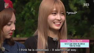 Heechul x Momo Compilation | The Smaller Things Part 2