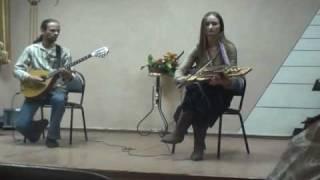Народная музыка.  Сефардский народный танец - Hora Honga.