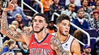 New Orleans Pelicans vs Phoenix Suns - Full Game Highlights | November 21, 2019 | 2019-20 NBA Season
