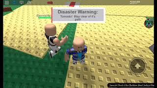 Mty Primo Roblox Video Sopravvivere al disastro (Spero che ti piace)