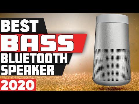 5 Best Bass Bluetooth Speakers In 2020