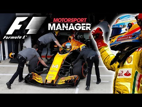 WE'RE BACK! GREAT RACE TO RETURN TO! | F1 Motorsport Manager PC