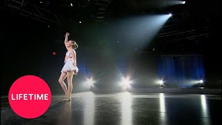 Dance Moms: Maddie Performs a Solo on AUDC (Season 3) | Lifetime
