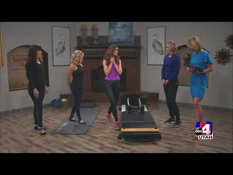 ABC 4 Good Things Utah – Registration for Pilates classes at TOSH is now open!