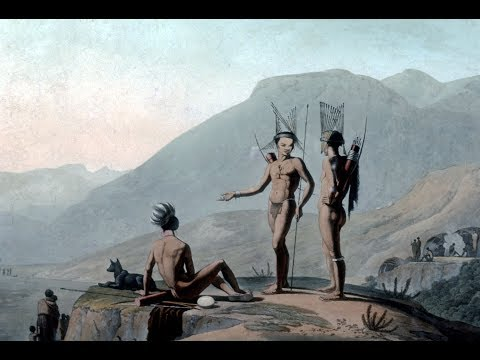 History of South Africa Pt 1 of 12 Many Societies