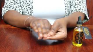 True Moringa Presents: How to Use Cuticle Oil