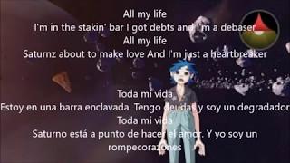 Gorillaz- Saturnz Barz (Lyrics y Traducción)
