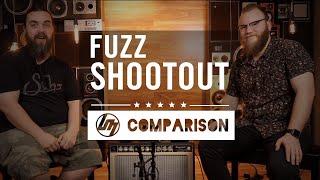 Electro Harmonix vs Wampler vs Suhr - Fuzz Pedal Shootout | Better Music