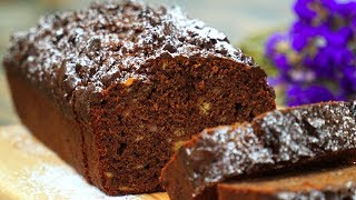 Всё смешал и в духовку! Вкусный шоколадный кекс | Кулинарим с Таней