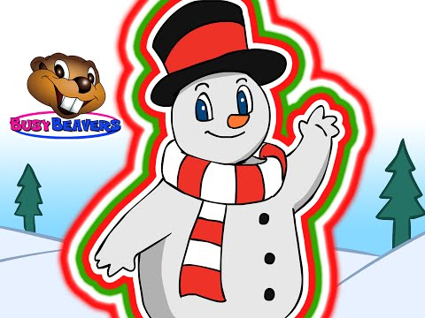 """""""Frosty the Snowman"""" 
