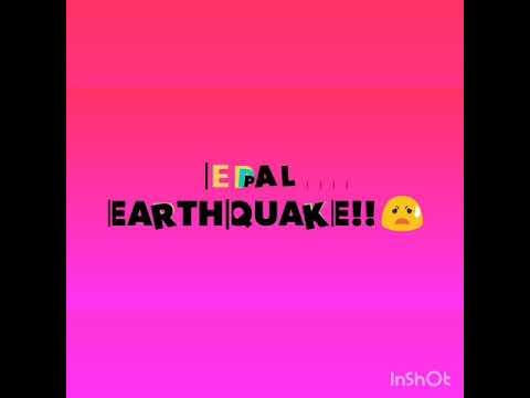 NEPAL   EARTHQUAKE!!! DISASTER IN NEPAL..2005.