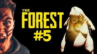 MUTANTY ATAKUJĄ! - THE FOREST 5!