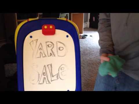 Norwex vs Dry Erase Board