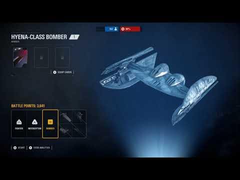 Star Wars Battlefront 2 - Starfighter Assault Darth Vader Gameplay